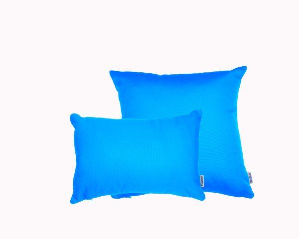 Cyan Blue Group Sunbrella outdoor cushion from Outdoor Interiors