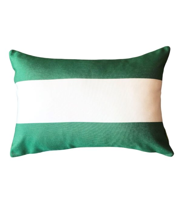 Monte Carlo Green Sunbrella Outdoor Cushion