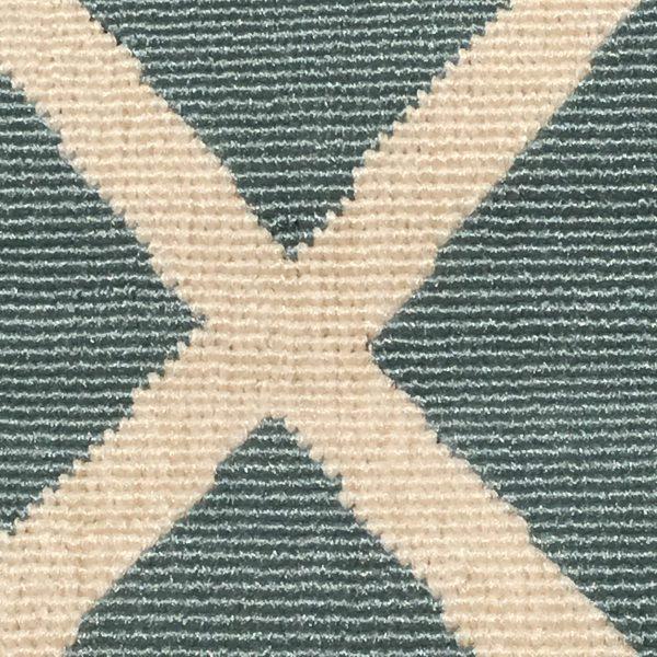 Tucson Aqua Blue PET outdoor rug