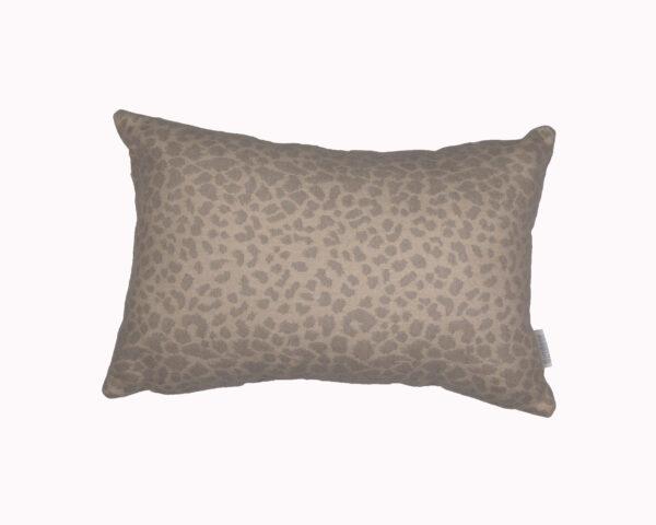 Kenya Silver Grey 30cmx45cm Sunbrella outdoor cushion from Outdoor Interiors
