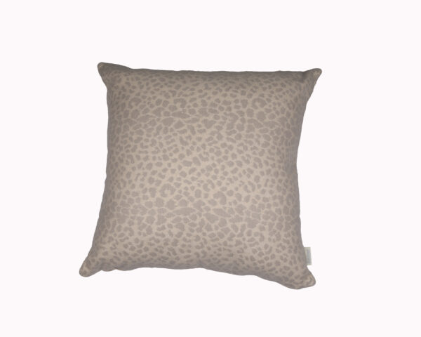 Kenya Silver Grey 50x50cm Sunbrella outdoor cushion from Outdoor Interiors