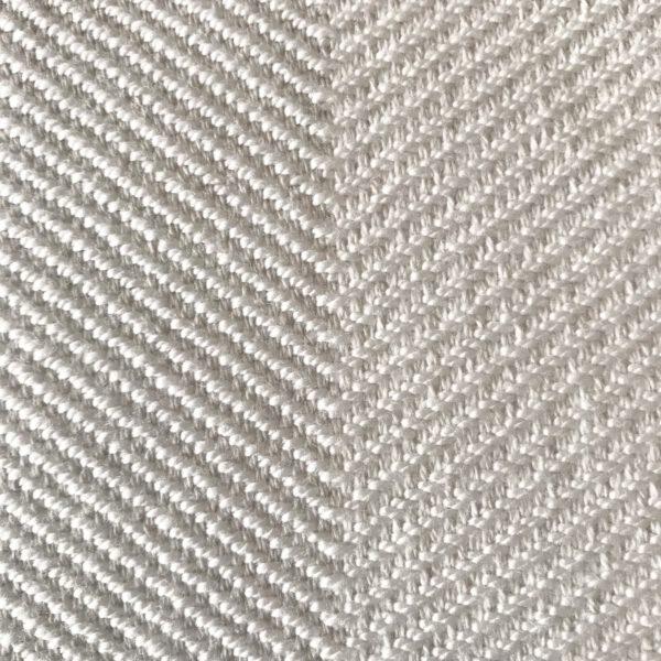 Ombre Chevron Marble Sunbrella Outdoor Throw close up view