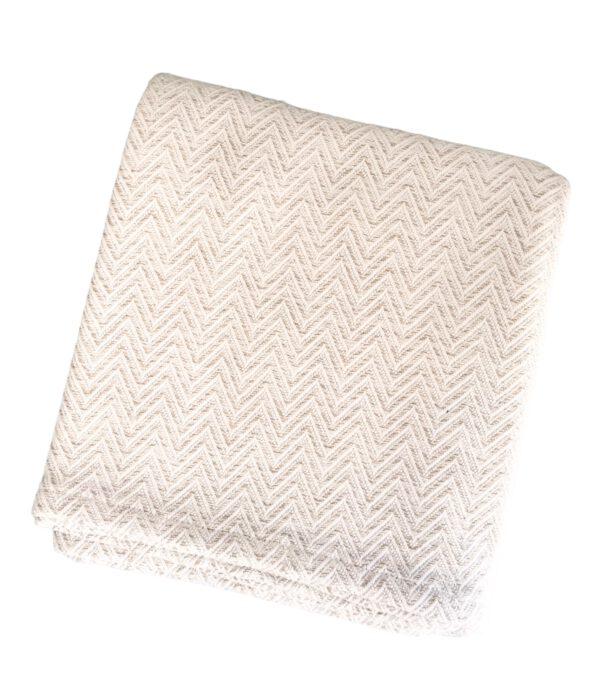 Zagg Sunbrella Throw - Linen
