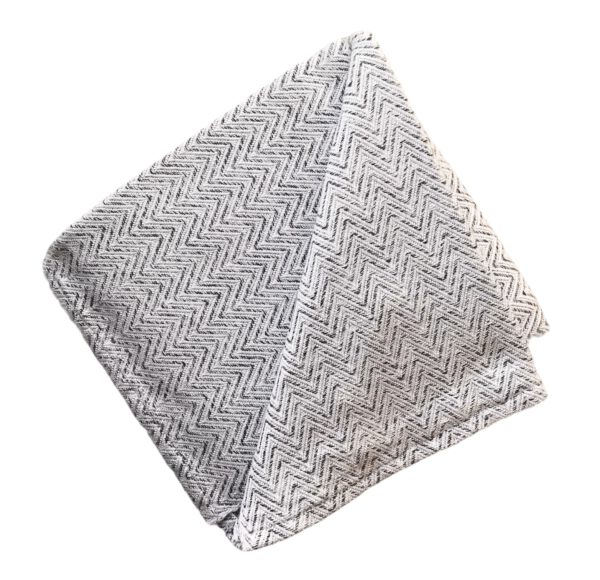 Zagg Sunbrella Throw - Granite